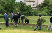 """'Il giardino delle zucche"""" al parco Tassino"""