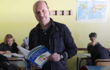Incontro con lo scrittore Eraldo Affinati