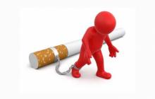 Attività di sensibilizzazione contro il tabagismo